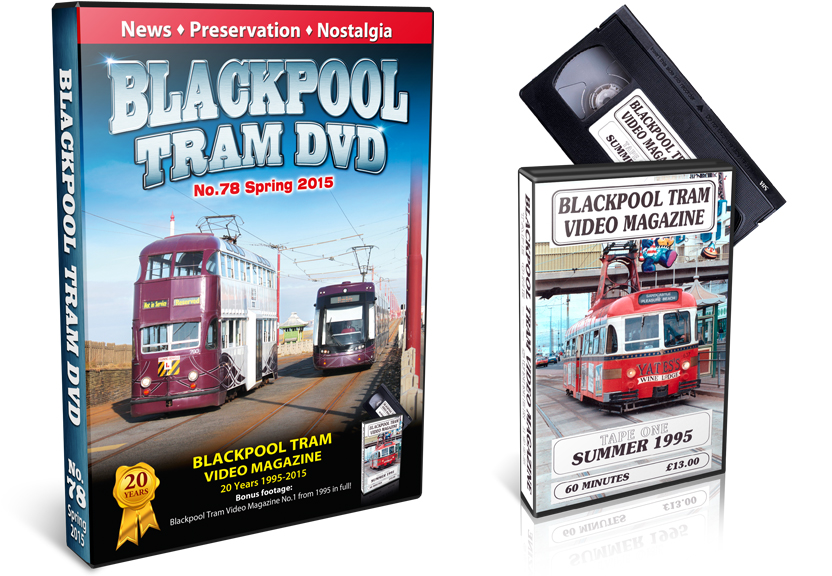 Blackpool TramDVD 78
