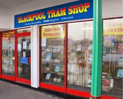 Blackpool Tram Shop