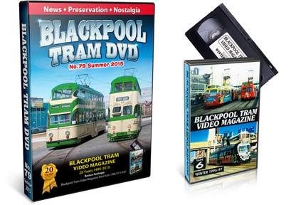 Blackpool Tram DVD 79