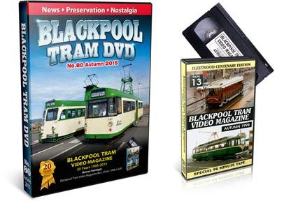 Blackpool Tram DVD 80
