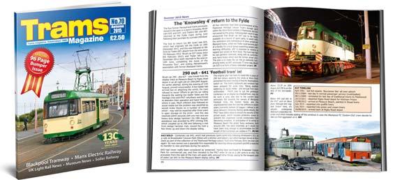 TRAMS Magazine 70