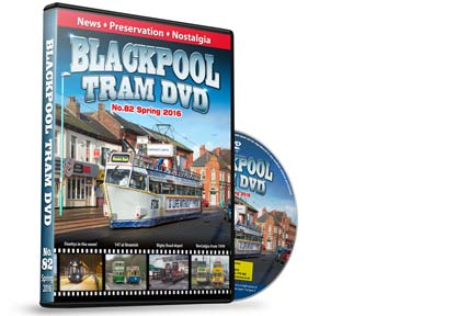 Blackpool Tram DVD 82